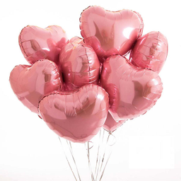 Globo metalizado - Pink Heart
