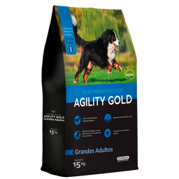 Agility Gold Grandes Adulto 15 Kg