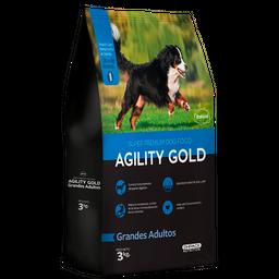Agility Gold Grandes Adulto 3Kg