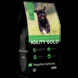 Agility Gold Pequeños Cachorros   1,5 Kg