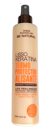 Termoprotector Be Natural Liso Kerat 250Ml