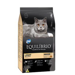 Alimento Equilibrio Gato Light 1.5 Kg