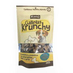 Galletas Krunchy Kanu para perro 200 Gr