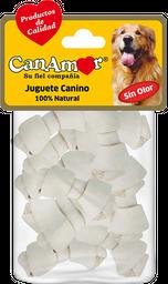 Can Amor Juguete Canino Sin Olor Blanco