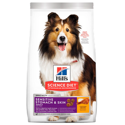 Hills canino sensitive stomach and skin 4lb