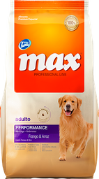 Max canino adulto performance 2kg
