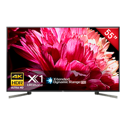 """Televisor Sony Xbr-55X957g 4k Hdr 55"""" Android Tv Triluminos"""