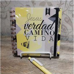 Libreta Jesús camino verdad y vida