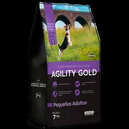 Agility Gold Pequeños Adultos  7 Kg