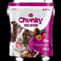 Chunky Alimento Para Perro Delidog Mix 280 g
