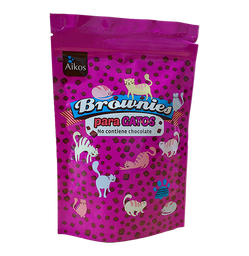 Aikos brownies para gatos 70 gramos