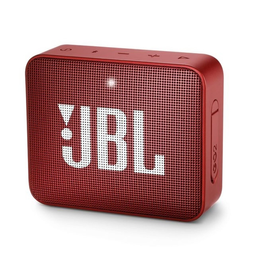 Parlante portatil JBL GO 2 Bluetooth recargable - Rojo