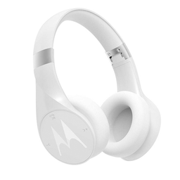 Audífonos bluetooth Motorola Pulse Escape Plus 20h - Blanco