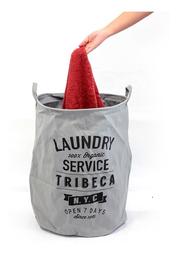 Cesto Laundry Service Organizacion Ropa Baño Morph