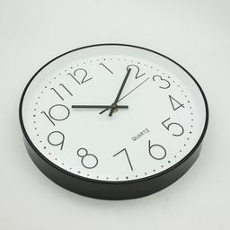 Reloj Cosmo Negro Pared