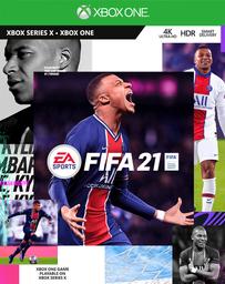 Fifa 21 Standar Edition Xbox One