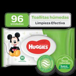 Huggies Toallitas Húmedas Limpieza Efectiva