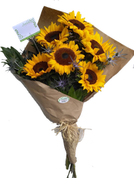 Bouquet En Girasoles