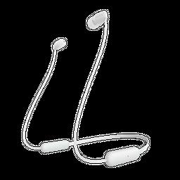 WI-C200 - Audífonos internos inalámbricos - Blanco