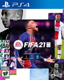 Fifa 21 Standar Edition Playstation 4