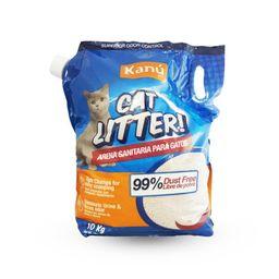 Arena Para Gato Cat Litter Kanu 10 KG