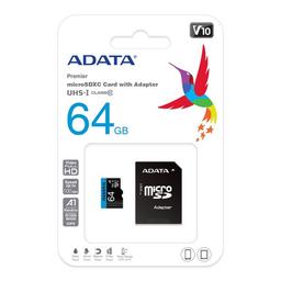 Memoria Micro SD  64GB USH-I Clase 10
