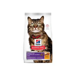Hill's Science Diet Adult Sensitive Stomach & Skin gato 3.5lb
