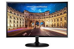 """Monitor Samsung 24"""" Led Curvo F390"""