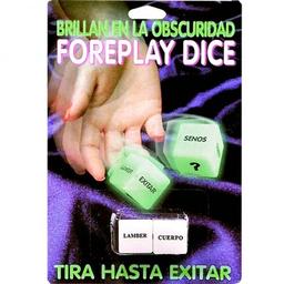 Dados Palabras Español Alumbran Oscuridad