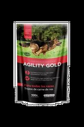 Agility Pouch Carne de Res 100 Gr