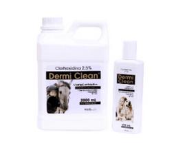 Shampoo Dermiclean(Clorhex 2.5%) X 2 Lto