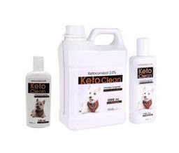 Shampoo Ketoclean (Ketoconazol) X 250 Ml