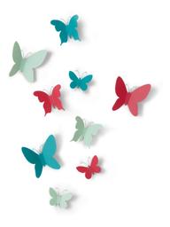 Set Mariposas Color Umbra