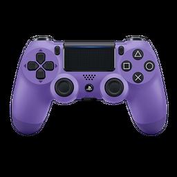 Dualshock 4 Sony Electric Purple