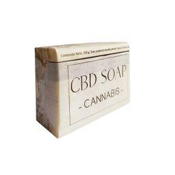 CBD SOAP Jabón Facial y Corporal