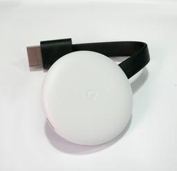 Dispositivo Chromecast Blanco