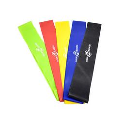 Set Kit de Bandas Elásticas (Juego x 5) 1 U