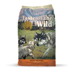 Taste Of The Wild High Prairie  Puppy  5lb