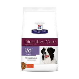 Hills Canine i/d Low Fat 8,5lb