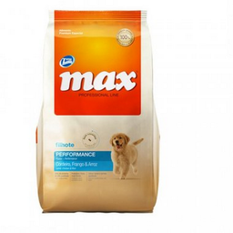 Max Cachorro Performance Pollo 8kg