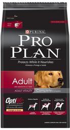 Alimento Proplan para perros adulto razas medianas x 22.5 kg