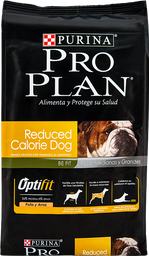 PRO PLAN Reduced Calorie Medium and Large Breed 15kg