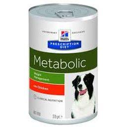 Alimento Húmedo Hill's Adulto Metabolic 370 g