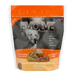 Snack Evolve Dog Wafers al Horno Lamb 340 g