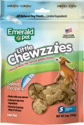 Snack Emerald Pet Dog Little Chewzzies - Salmon 141 g