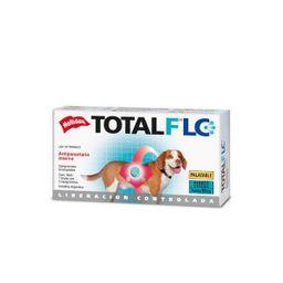 Antiparasitario Holliday Total Flc Perro Pequeño 2 Comprimidos