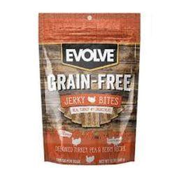 Snack Evolve Dog Grain Free Jerky Turkey 340 g