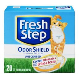 Arena Fresh Step Unscented Aglom 20 Lb
