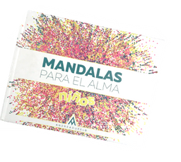Libro Mándalas Para el Alma Niños  - Andrea Agudelo 1 U