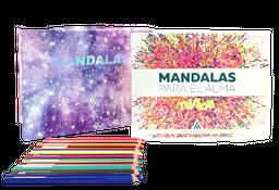 Estuche Mandalas Para el Alma Niños - Andrea Agudelo 1 U